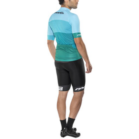 Red Cycling Products Colorblock Race Kleding set Heren zwart/turquoise